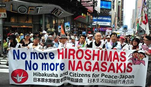 no more hiroshimas