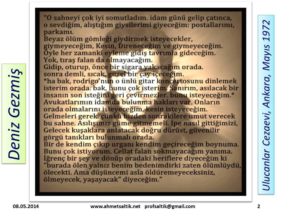 Can Yücel Prof Dr Ahmet Saltik
